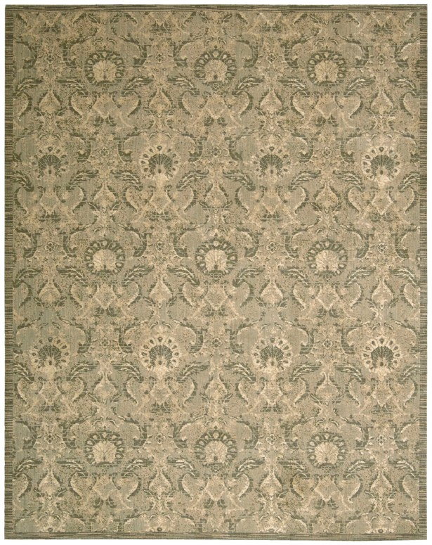 Babson Light Gold Area Rug Rug Size: Rectangle 8'6