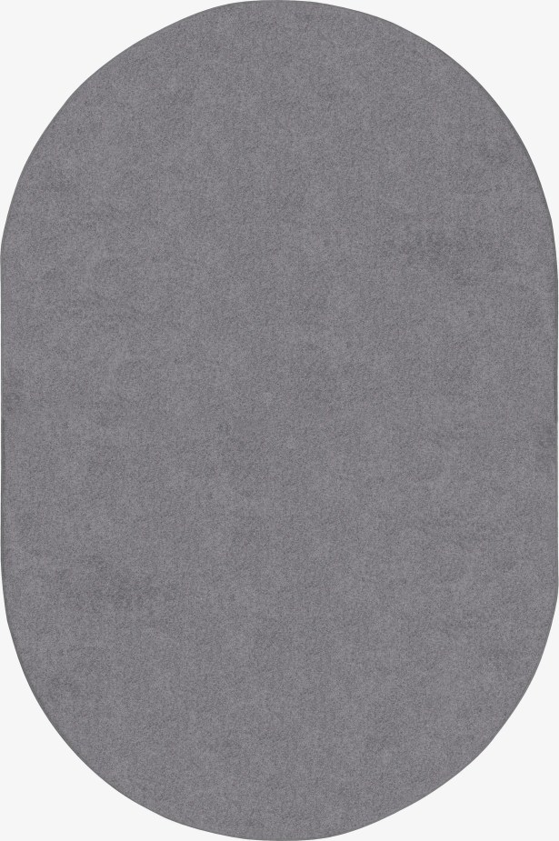 Endurance Silver Area Rug Rug Size: Rectangle 6' x 6'