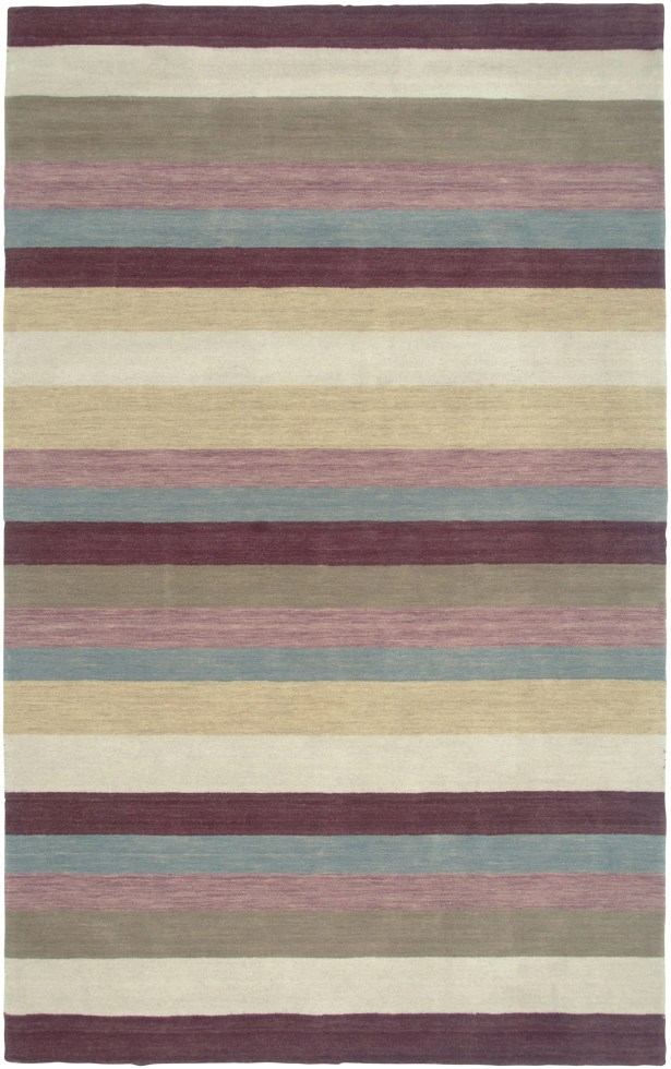Hand-Woven Area Rug Rug Size: Rectangle 8' x 10'