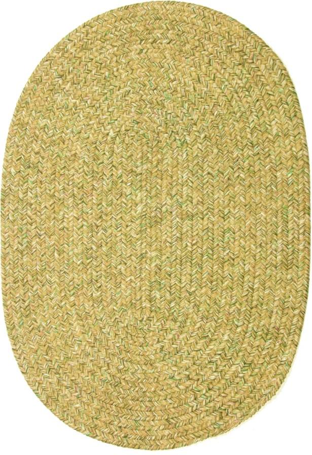 Risod Oatmeal Tweed Indoor/Outdoor Area Rug Rug Size: Round 8'
