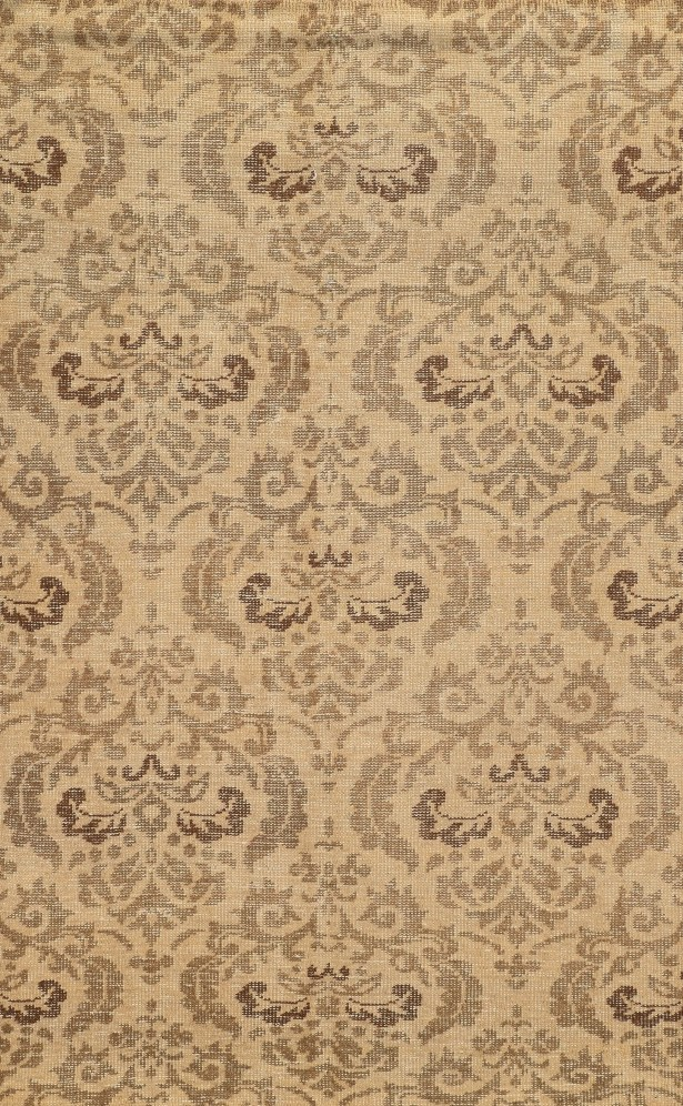 Almeria Hand-Knotted Ivory/Grey Area Rug Rug Size: Rectangle 5' x 8'