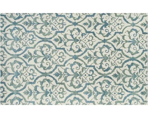 Newcastle Hand-Tufted Blue Area Rug Rug Size: 10' x 13'