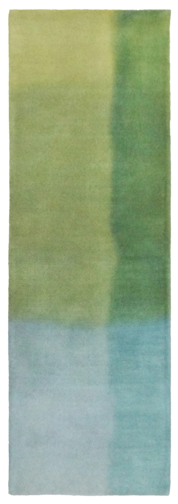 Mullican Hand-Tufted Green Area Rug Rug Size: Rectangle 3'6