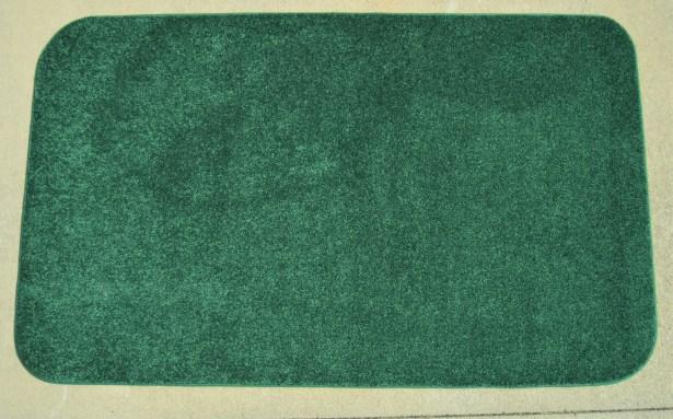 Makenna Polo Green Area Rug Rug Size: 8' x 12'