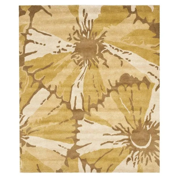 Armstrong Brown/Ivory Area Rug Rug Size: Rectangle 5' x 8'
