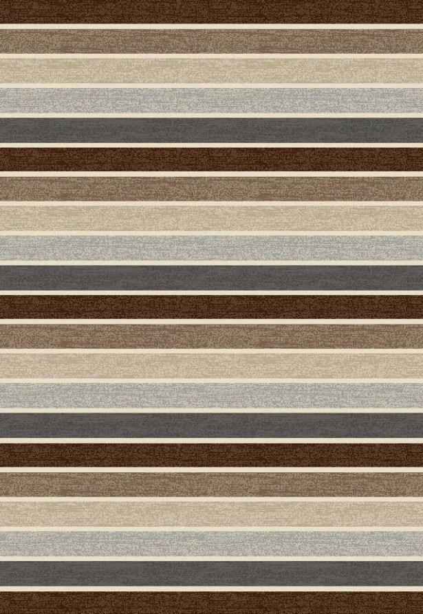 Vasques Brown Area Rug Rug Size: 3'11 x 5'7