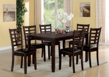 Dining Table Sets Seria 7 Piece Dining Set