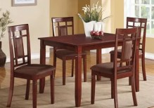 Dining Table Sets LEE 5-Piece Dining Set