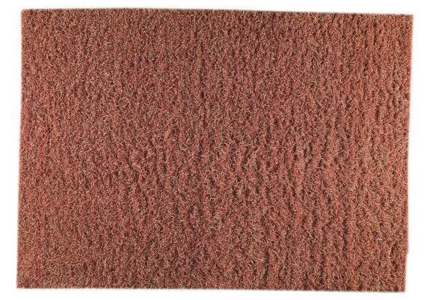 Hoglund Hand-Knotted Red Area Rug Rug Size: Round 8'3