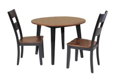 Dining Table Sets Caroline 3 Piece Dining Set