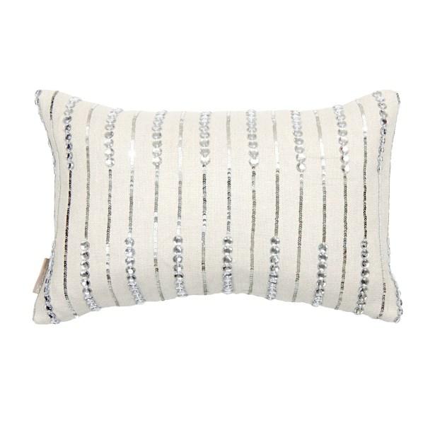 Rain Drop Lumbar Pillow