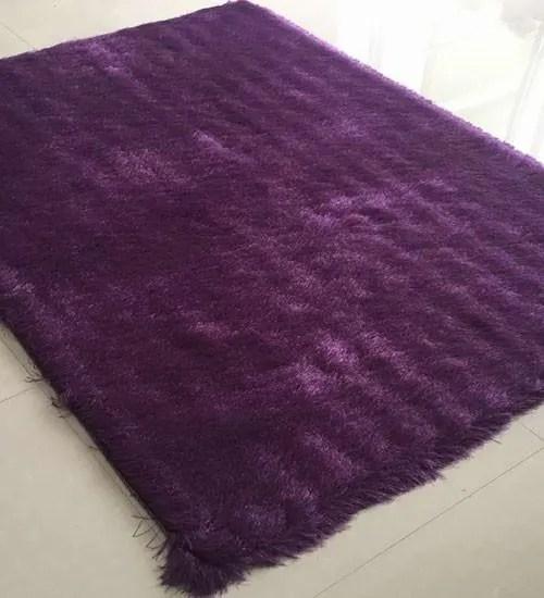 Hahn Purple Area Rug Rug Size: 8' x 10'