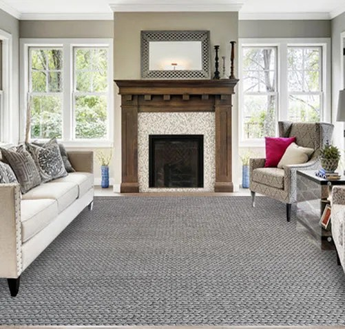Shaeffer Gray Area Rug Rug Size: 8' x 10'