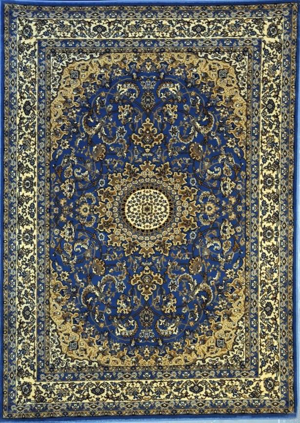 Presque Light Blue Area Rug Rug Size: 7'11