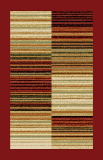 Atalya Red Area Rug Rug Size: 10' x 13'
