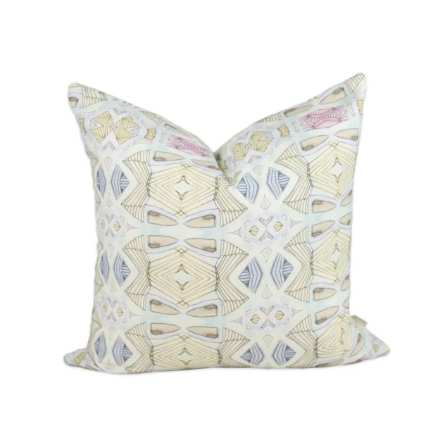 Olive Throw Pillow Size: 24