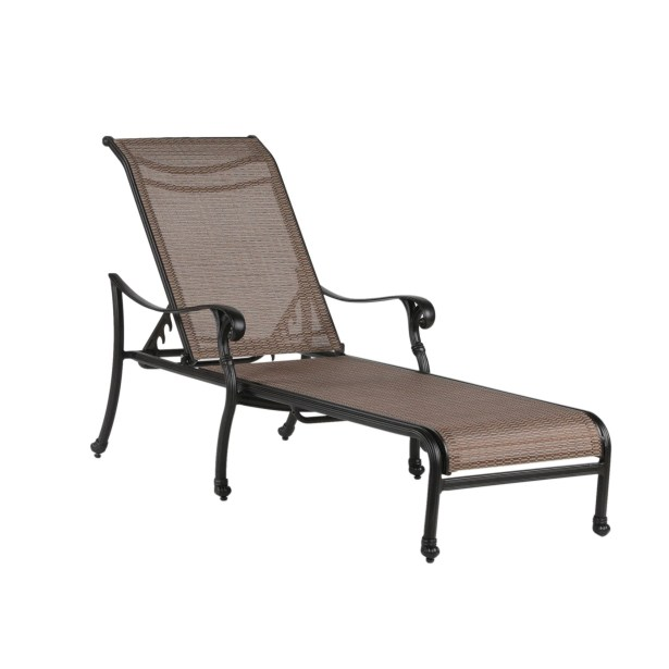 Germano Sling Chaise Lounge