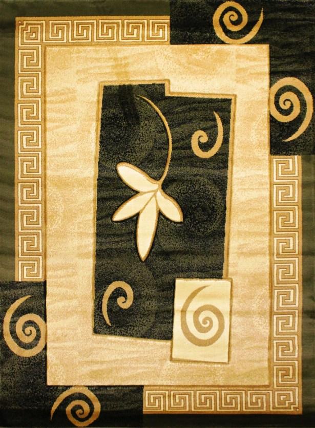 Labella Green Area Rug Rug Size: 7'10