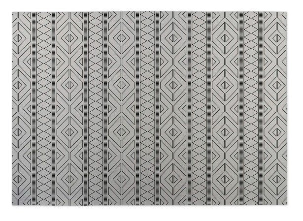 Ivory Indoor/Outdoor Doormat Mat Size: Rectangle 5' x 7'