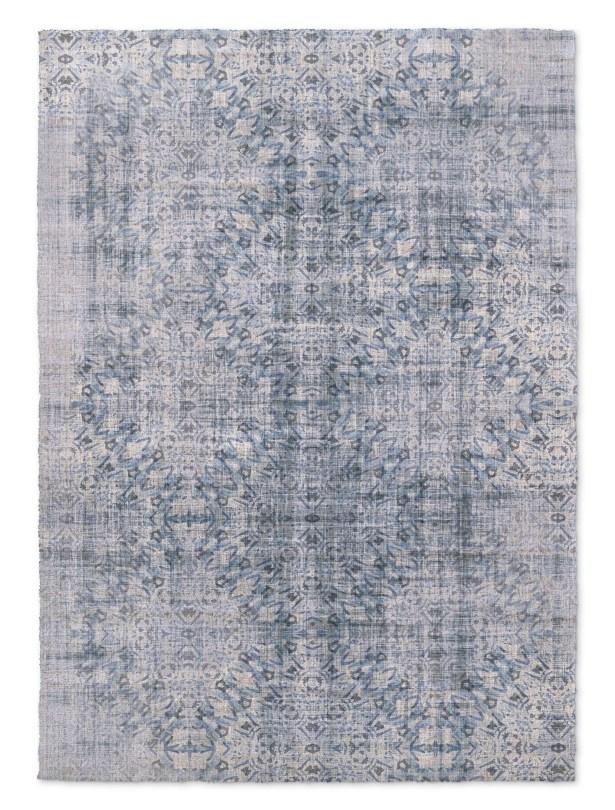 Blue Area Rug Rug Size: Rectangle 3' x 5'