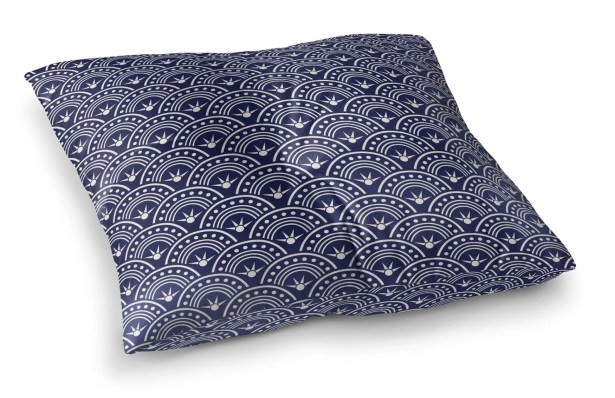 Hoops Square Floor Pillow Size: 26