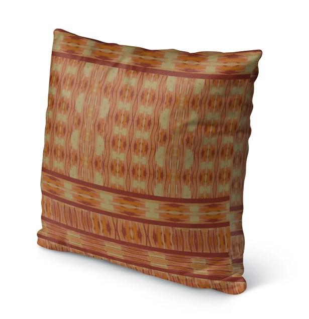 Appa Burlap Indoor/Outdoor Throw Pillow Size: 26