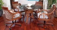 Dining Table Sets Bermuda 5 Piece Dining Set