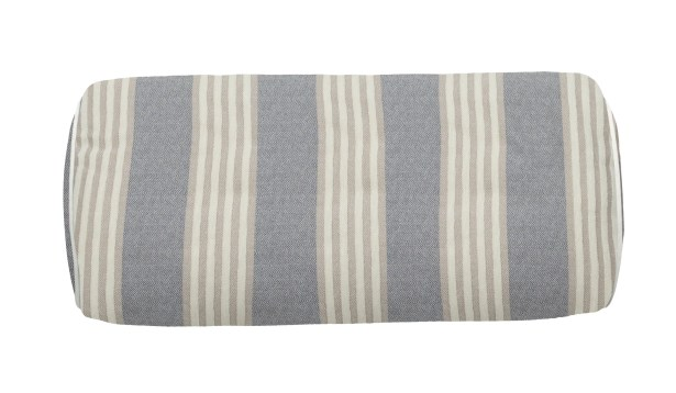 Bradford Indoor/Outdoor Bolster (Set of 2) Color: Stone