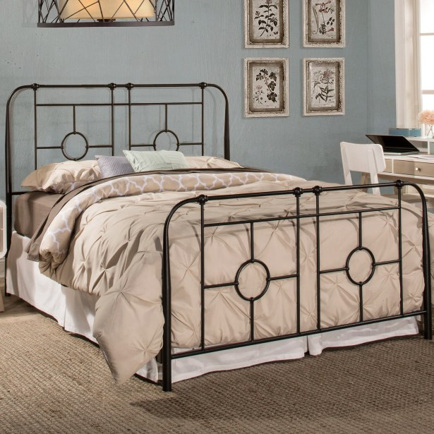 Gwen Panel Bed Size: King