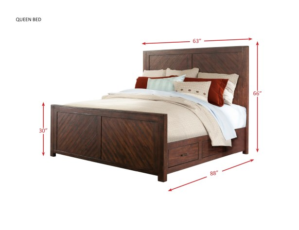 Caramont Queen Headboard Size: Queen