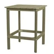 Sawyerville Rectangle Dining Table Color: Olive