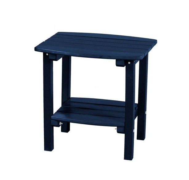 Sawyerville Side Table Color: Patriot Blue