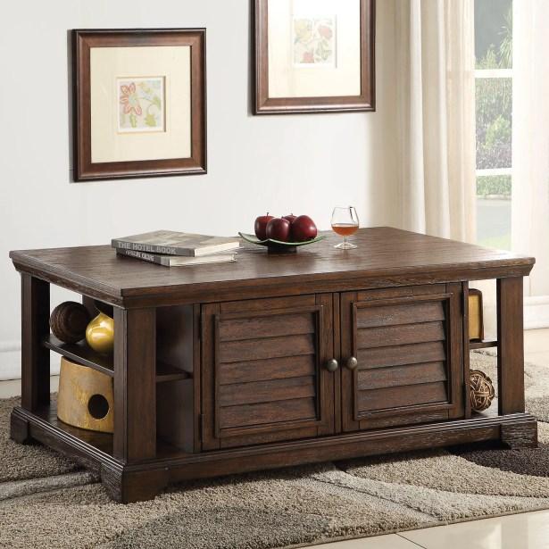 Evrard Coffee Table