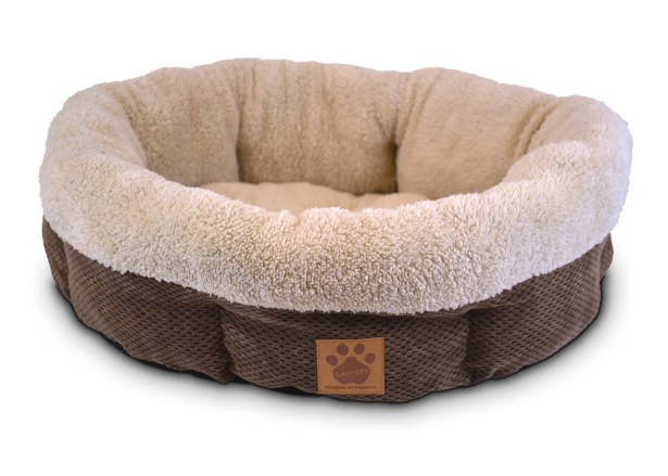 Bosco Shearling Dog Bed