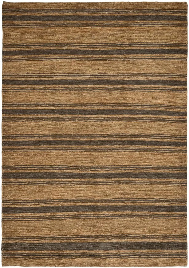 Cliff Stripe Hand-Woven Woodland Area Rug Rug Size: Rectangle 2' x 3'