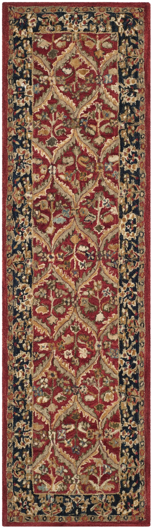 Anatolia Red Area Rug Rug Size: Runner 2'3