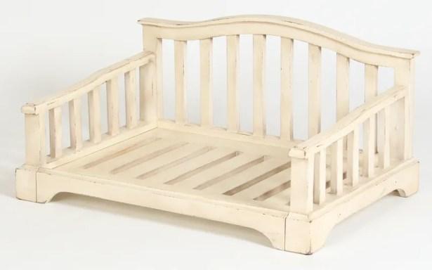 Dmitri Solid Wood Dog Bed Size: Medium (36.5