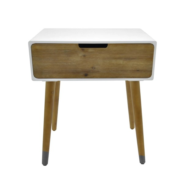 Mattern End Table with Storage