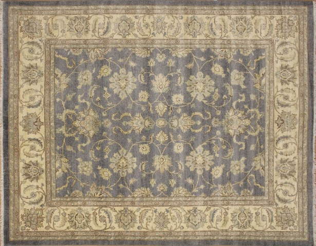 One-of-a-Kind Romona Hand-Knotted Indoor Area Rug