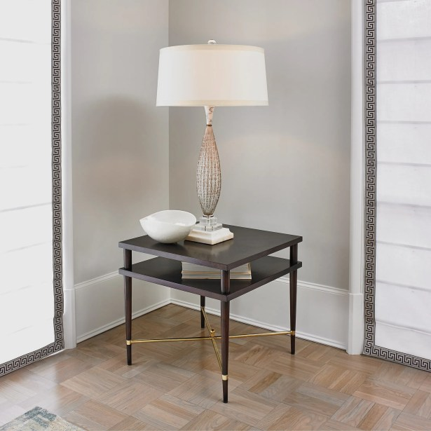 Couture End Table
