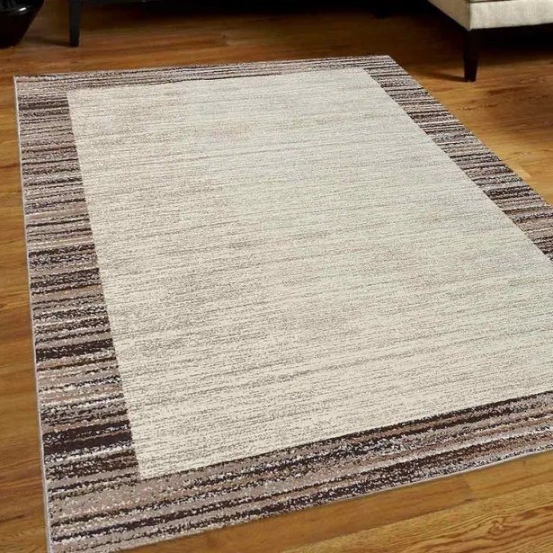 Clair Ivory/Beige Area Rug Rug Size: 10' x 13'