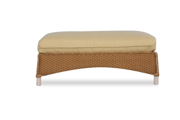 Mandalay Ottoman with Cushion