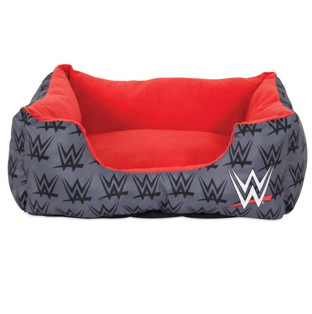 Rectangular Bolster Dog Bed