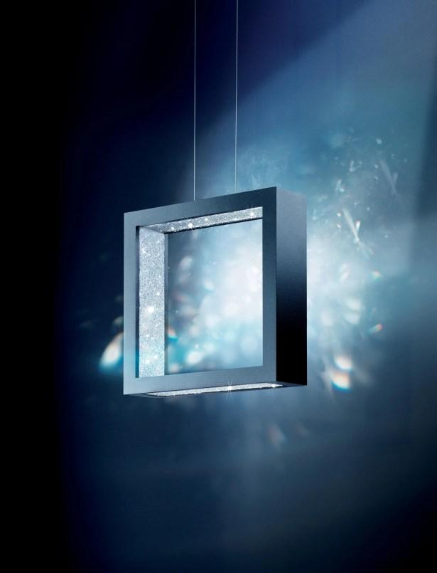 ReveaLED Open 16-Light LED Kitchen Island Pendant Base Finish: Pristine White, Color Temperature: 3000K, Size: 15.5