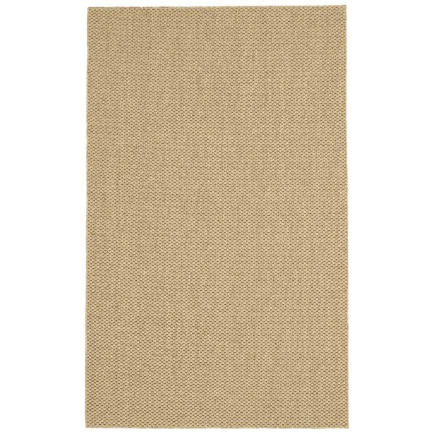 Volkman Natural Area Rug Rug Size: Runner 2'6