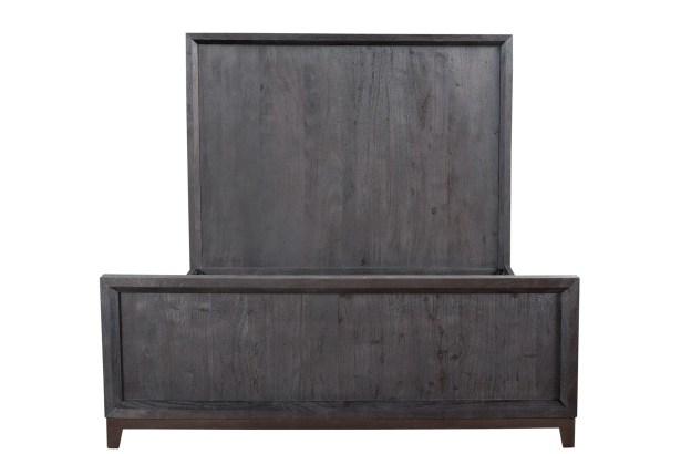 Loyd Panel Bed Size: Queen, Color: Sandblast White