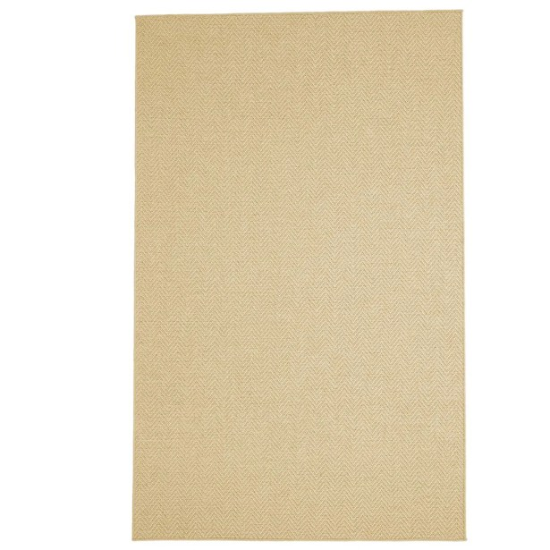Patel Honey Area Rug Rug Size: 9' x 12'