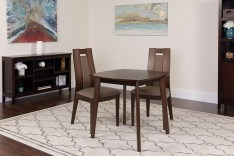Dining Table Sets Marigold 3 Piece Solid Wood Dining Set