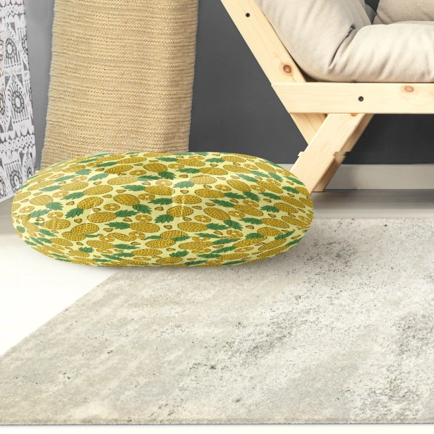 Brielle Indoor/Outdoor Floor Pillow Size: 26