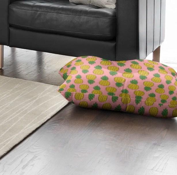 Brielle Indoor/Outdoor Floor Pillow Size: 26